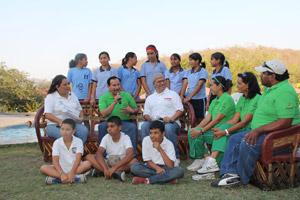 Apoyará SE a niños deportistas en los Juegos Nacionales Escolares