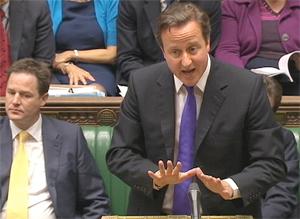 """Primer ministro británico enfrenta """"rebelión"""" parlamentaria por Europa"""