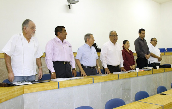 Candidatos a rector concluyeron presentación de propuestas; este martes se elige terna