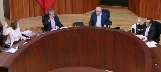 Sala Superior ratifica diputación al PAN