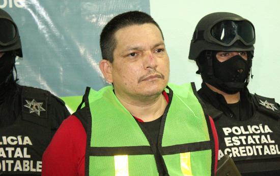 Detienen a Joe Abdías Gerardo Camacho alias 'El 5'; le imputan 35 delitos, entre ellos secuestro de Adame