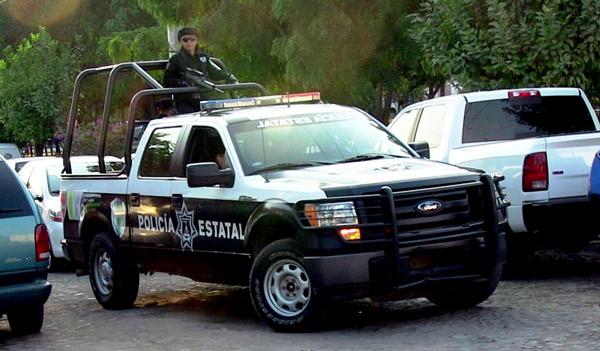SSP detiene a cinco personas con drogra