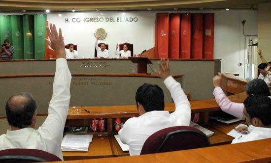 La 57 y 56 Legislaturas, de las más productivas de las últimas 6, en el primer periodo