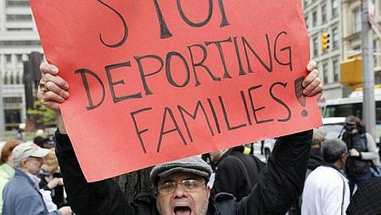 Ley inmigración debería estar lista la semana próxima: senadores EU