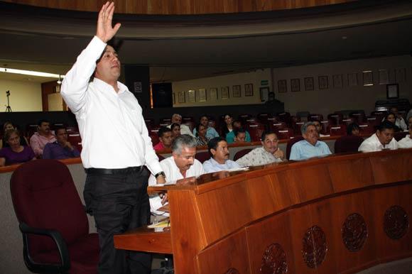 Diputado prepara iniciativa sobre capacitación en primero auxilios a profesores y directores