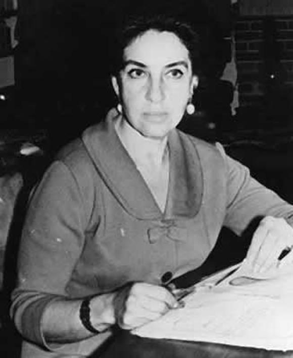 Este viernes, homenaje del Congreso del Estado a Griselda Álvarez, a 100 años de su natalicio