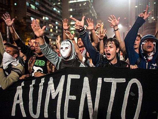 Protestas en Brasil dan resultado: revocan aumento en tarifas del transporte