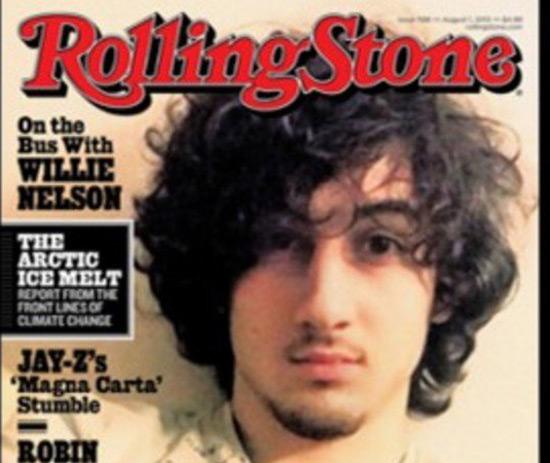 Genera polémica portada de Tsarnaev en revista Rolling Stone
