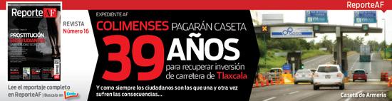 ¿Estás de acuerdo en pagar en la caseta de Cuyutlán una obra carretera de Tlaxcala?