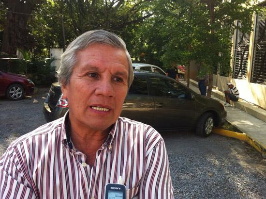 """Derechos humanos """"están en crisis"""": Efraín Naranjo"""