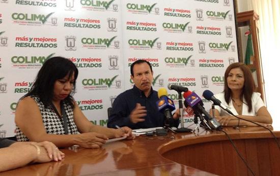 Consumo de drogas en capital de Colima inicia entre los 15 y 18 años: Alcalde