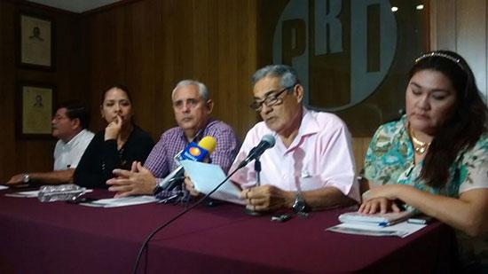 PRI anuncia exámenes antidoping para sus candidatos