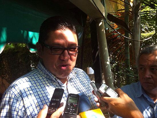 'Locho' podría ser candidato del PAN en 2015 gracias a mega-alianza: Fuentes Pedroza
