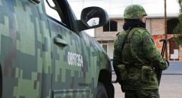 Policía Militar en Mzllo sería por estrategia conjunta con Gobierno