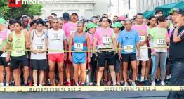 Carrera conmemorativa a la fundación de Colima