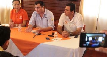 Rubén Romo, precandidato de MC a la alcaldía de Manzanillo