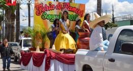 Convite da inicio a la Feria de Ramos en Sayula, Jalisco
