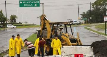 """""""Prevenir inundaciones, prioridad de mi gobierno"""": Zambada Torres"""