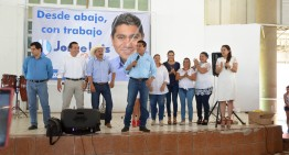 Jorge Luis Preciado recibe apoyo de las mujeres de Colima, Tecomán y Manzanillo