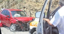 PC Colima ha atendido tres accidentes carreteros en lo que va de la Semana Santa