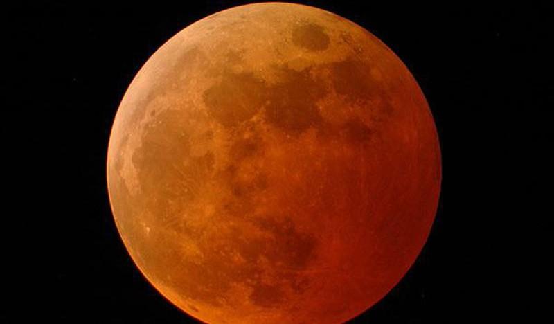 Habrá eclipse lunar el viernes 10 de febrero