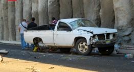 Tránsito registra 220 accidentes viales al mes en Colima