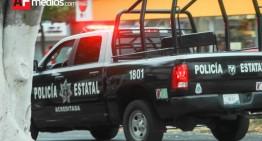 SSP captura a probables responsables de robo a tienda de autoservicio