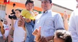 """""""Donde terminé (la elección), ganaremos"""": Jorge Luis Preciado"""