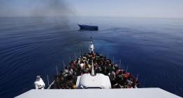 Capitán barco migrantes relata drama tras alto de Australia