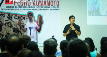 """""""Colima con condiciones para que ganen candidatos independientes"""": Pedro Kumamoto"""