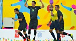 México varonil va por semifinales, el femenil jugará ante Brasil en esa instancia en Toronto 2015