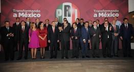 Gobernadores priístas respaldan a Manlio
