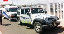 Dos lesionados por ataque militar en Egipto llegan a Guadalajara