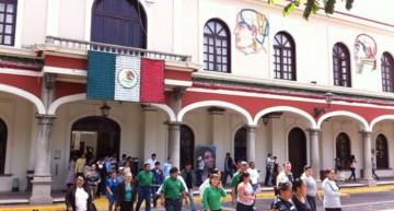 Macrosimulacro de sismo en Jalisco este 4 de mayo