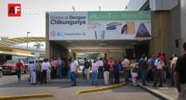 Fernando Moreno es dado de alta del Hospital Regional