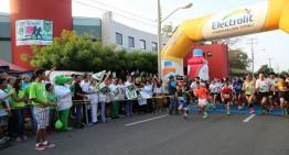 5ta. Carrera del Día del Médico en Colima, por la donación de órganos