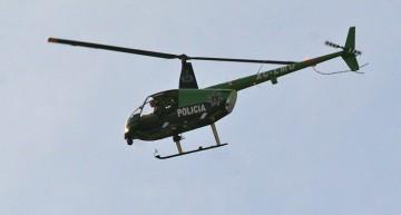 Helicóptero se volverá a subastar en mayo: Meiners
