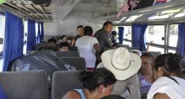 Pobladores de La Becerrera que permanecían en albergue por 'Patricia' retornan a sus hogares