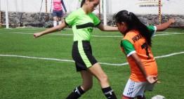 Real Colima y Peques Mágicas campeonas del Torneo Relámpago de Futbol 7 Femenil