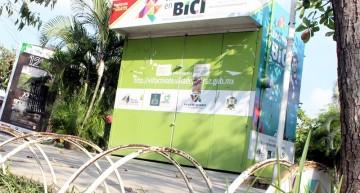 Lamentan cierre de módulos de préstamo de 'bicis' en 'La Villa'