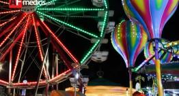 8 y 9 de noviembre juegos gratis para niños en la Feria de Todos los Santos