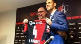 Tras ganar 6 títulos en 3 países y 2 Champions; Rafa Márquez regresa al Atlas