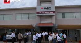 INE recibe seis solicitudes de registro a la candidatura de gobernador por Colima