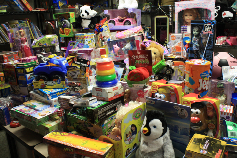 Alerta Cofepris por juguetes irregulares