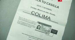 INE publica encarte con ubicación de casillas en Colima