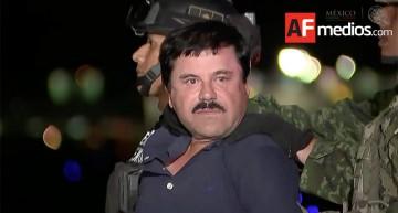 """Juicio de """"El Chapo"""" será hasta abril de 2018: Juez"""