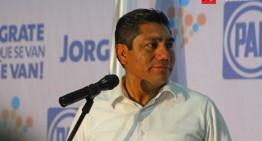 Jorge Luis descalifica resultados del INE, PREP y conteo rápido