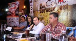 2° Festival de la Cerveza en Colima, este 5 de marzo