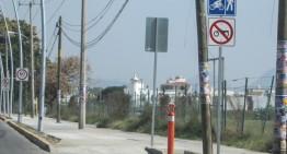 Construyen ciclopista en Manzanillo, estará terminada en marzo