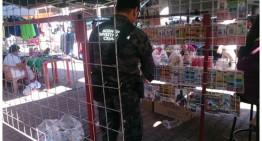 AMPF asegura más de 21 mil productos apócrifos en el estado de Colima